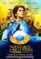 The Lost Medallion: The Adventures of Billy Stone - Canadian Movie Poster (xs thumbnail)