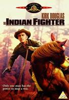 The Indian Fighter - British DVD cover (xs thumbnail)