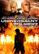 Universal Soldier: Day of Reckoning - Polish DVD cover (xs thumbnail)