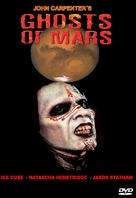 Ghosts Of Mars - German Movie Cover (xs thumbnail)