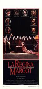 La reine Margot - Italian Movie Poster (xs thumbnail)