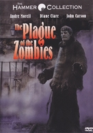 The Plague of the Zombies - DVD cover (xs thumbnail)