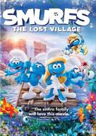Smurfs: The Lost Village - Movie Cover (xs thumbnail)