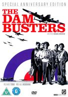 The Dam Busters - British DVD movie cover (xs thumbnail)