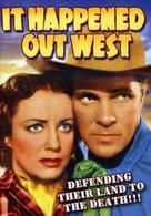 It Happened Out West - DVD cover (xs thumbnail)