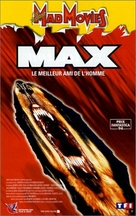 Man's Best Friend - French VHS cover (xs thumbnail)