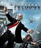 Hitman: Agent 47 - Italian Movie Cover (xs thumbnail)