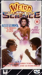 Weird Science - British VHS cover (xs thumbnail)