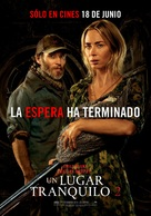 A Quiet Place: Part II - Spanish Movie Poster (xs thumbnail)