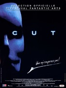 Cut - French Movie Poster (xs thumbnail)