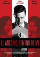 The Killer Inside Me - Mexican Movie Poster (xs thumbnail)