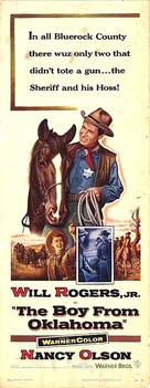 The Boy from Oklahoma - Movie Poster (xs thumbnail)