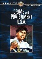 Crime & Punishment, USA - DVD movie cover (xs thumbnail)