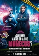 The Happytime Murders - Spanish Movie Poster (xs thumbnail)