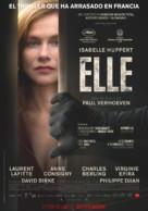 Elle - Spanish Movie Poster (xs thumbnail)