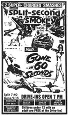 Gone in 60 Seconds - poster (xs thumbnail)