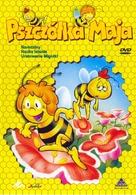 """""""Mitsubachi Maya no boken"""" - Polish DVD movie cover (xs thumbnail)"""