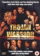 Trojan Warrior - British Movie Cover (xs thumbnail)
