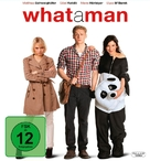 What a Man - German Blu-Ray cover (xs thumbnail)