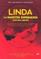 Linda - German DVD cover (xs thumbnail)