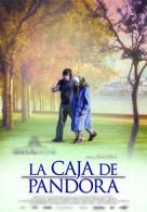 Pandoranin kutusu - Spanish Movie Poster (xs thumbnail)