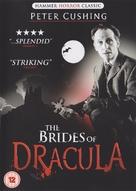 The Brides of Dracula - British DVD cover (xs thumbnail)