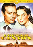 Copper Canyon - DVD cover (xs thumbnail)