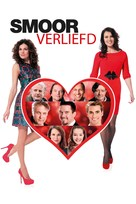 Smoorverliefd - Dutch DVD cover (xs thumbnail)