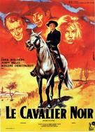 The Singer Not the Song - French Movie Poster (xs thumbnail)