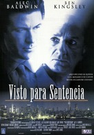 The Confession - Spanish Movie Poster (xs thumbnail)