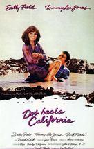 Back Roads - Spanish Movie Poster (xs thumbnail)