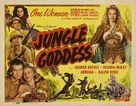 Jungle Goddess - Theatrical poster (xs thumbnail)