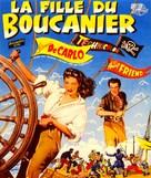 Buccaneer's Girl - Belgian Movie Poster (xs thumbnail)