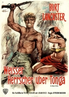His Majesty O'Keefe - German Movie Poster (xs thumbnail)