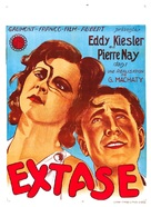 Ekstase - Belgian Movie Poster (xs thumbnail)