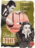 The Shop Around the Corner - Danish Movie Poster (xs thumbnail)