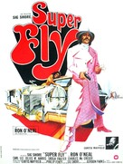 Superfly - French Movie Poster (xs thumbnail)