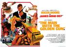 The Man With The Golden Gun - British Theatrical poster (xs thumbnail)