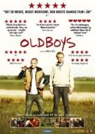 Oldboys - Danish Movie Poster (xs thumbnail)