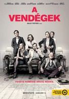 The Party - Hungarian Movie Poster (xs thumbnail)