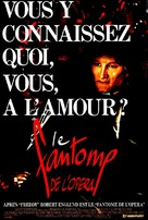 The Phantom of the Opera - French Movie Poster (xs thumbnail)