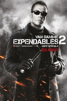 The Expendables 2 - French Movie Poster (xs thumbnail)