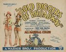 Gold Diggers of Broadway - Movie Poster (xs thumbnail)