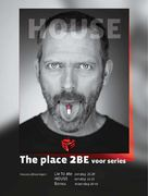 """House M.D."" - Belgian Movie Poster (xs thumbnail)"