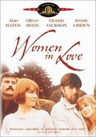 Women in Love - DVD cover (xs thumbnail)