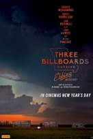 Three Billboards Outside Ebbing, Missouri - Australian Movie Poster (xs thumbnail)