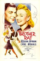 Brother Rat - Re-release movie poster (xs thumbnail)