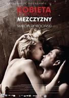 Kvinden der drømte om en mand - Polish Movie Poster (xs thumbnail)