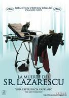Moartea domnului Lazarescu - Spanish Movie Cover (xs thumbnail)