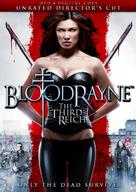 Bloodrayne: The Third Reich - DVD cover (xs thumbnail)